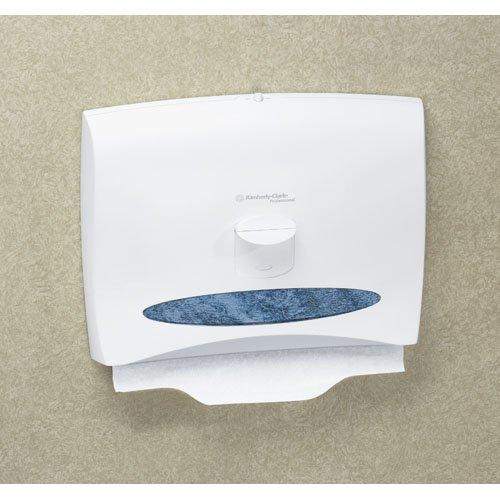 Kimberly Clark Windows Pearl White Toilet Seat Cover