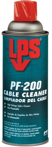PF 200 Cable Cleaner, 16-oz