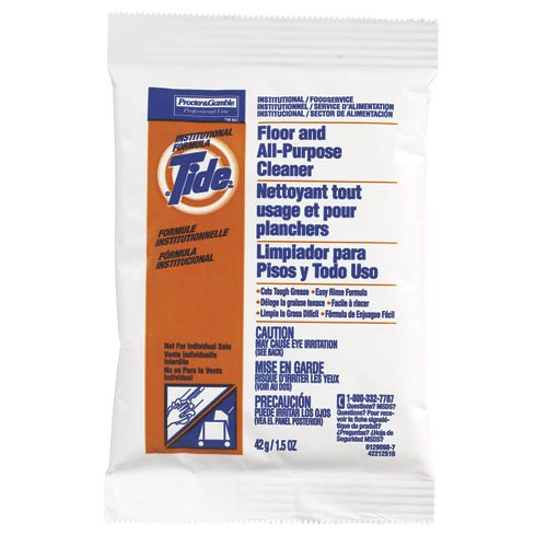 Tide Individually Packaged Floor & All-Purpose Cleaner 1.5 oz.