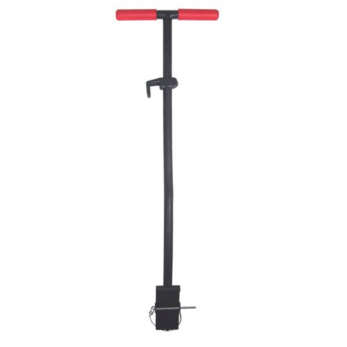 Brute Black Trainable Dolly Pull Handle Accessory