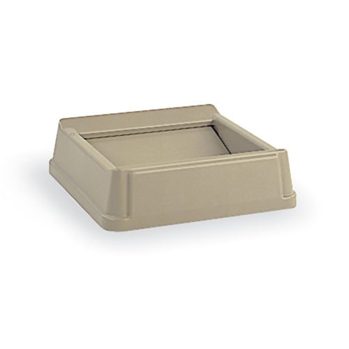 Untouchable Beige 20 in Square Lids for Square Top Containers