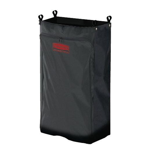 Black Medium Fabric Bag