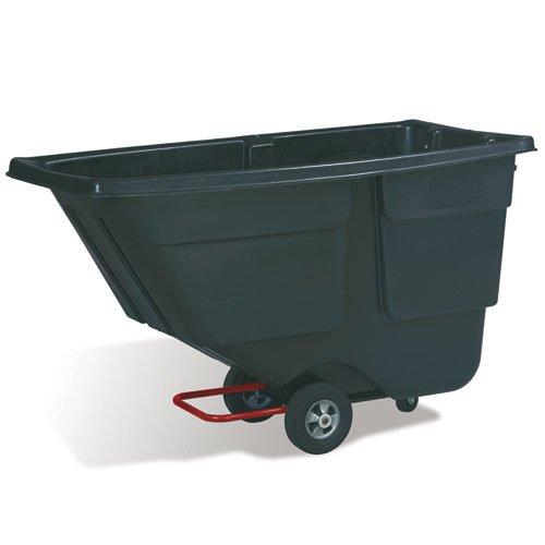Black 600 lb Capacity Tilt Truck