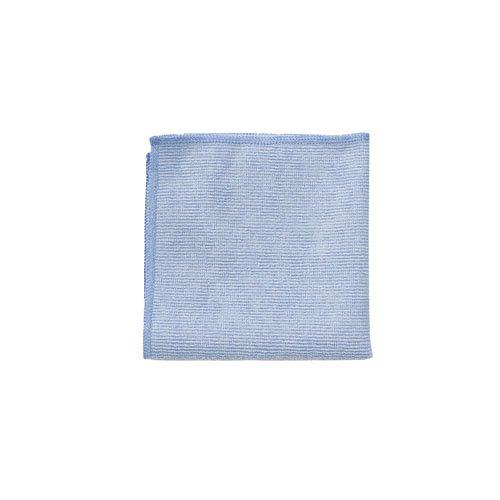 Blue Standard Microfiber Cloth 12X12