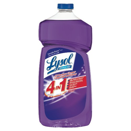 LYSOL Lavender Scent All-Purpose Cleaner 4 in 1