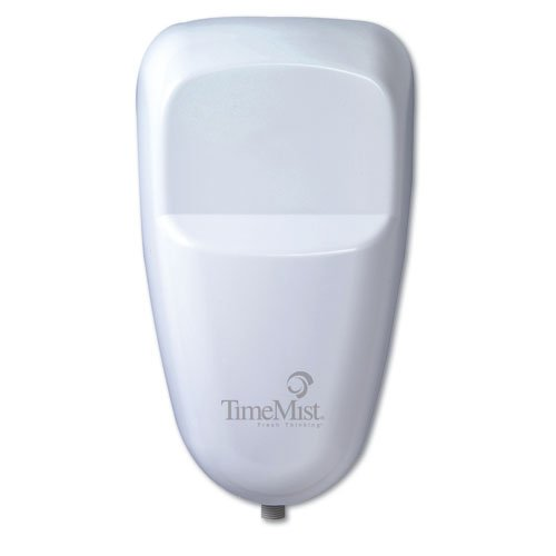 White Virtual Janitor Automatic Cleaning Dispenser