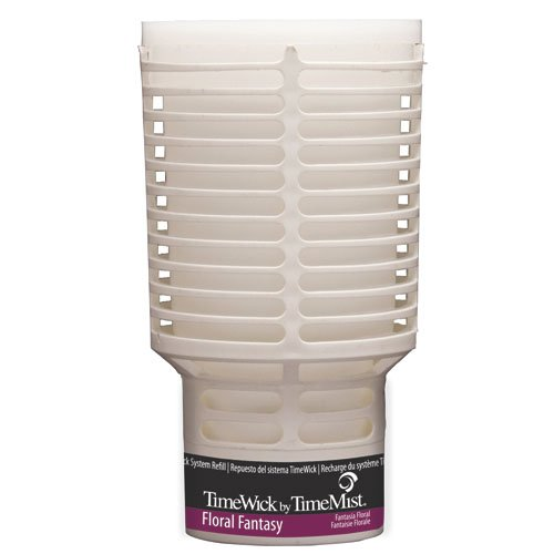 TimeWick Floral Fantasy Oil-Based 60-Day Air Freshener Refills