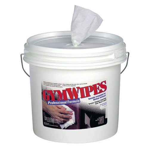 GymWipes Professional Towelettes Bucket