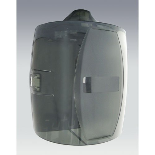 Black Contemporary Towelettes/Wipes Wall Dispenser