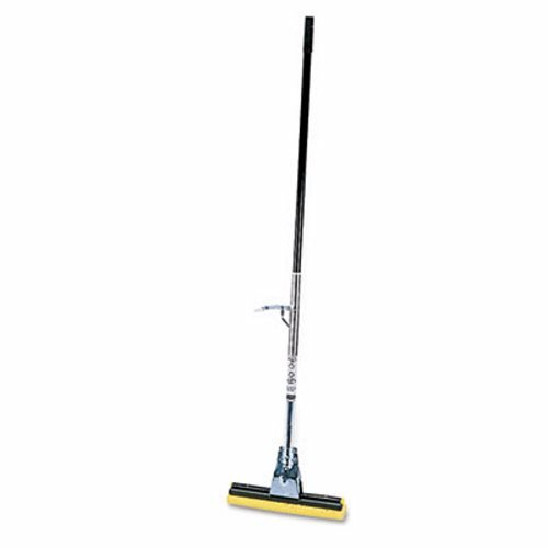 Steel Roller 12 in. Wide Sponge Mop