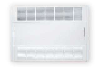3000W Cabinet Heater, Built-In Thermostat, 208 V, White