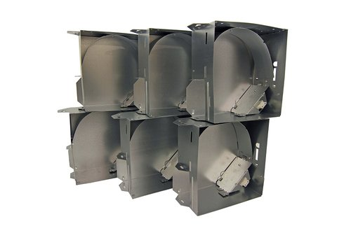 Aero Pure Low Profile 50 Cfm Contractor 6 Pack Can Only