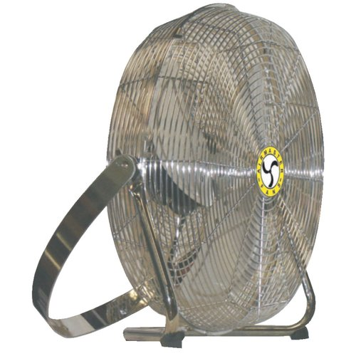 """18"""" High Velocity Low Stand Fan"""