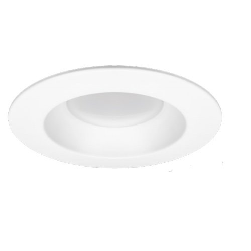 15W 5/6 Inch LED Retrofit Downlight, Dimmable, 3000K, White