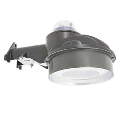 38W LED Barn Flood Light, 120V, 4000K, 2727 Lumen, Bronze