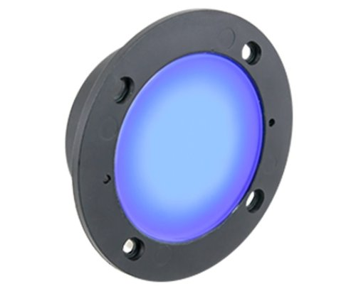 240V 2.5W Durable Aluminum Outer Circle LED Step Light