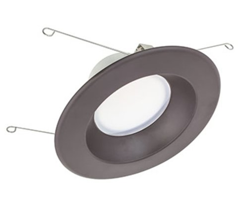 13.5W 5-6'' Epiq 56 LED Downlight 120V 3000K Dimmable Dark Bronze