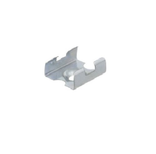 Metal Mounting Clip for PE-AA1-1M, PE-AA2-1M, and EE1-AAFR-1M Extrusions