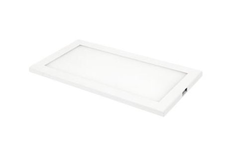 8 Inch 6W Edgelink LED Flat Panel Fixture, 2700K-6000K
