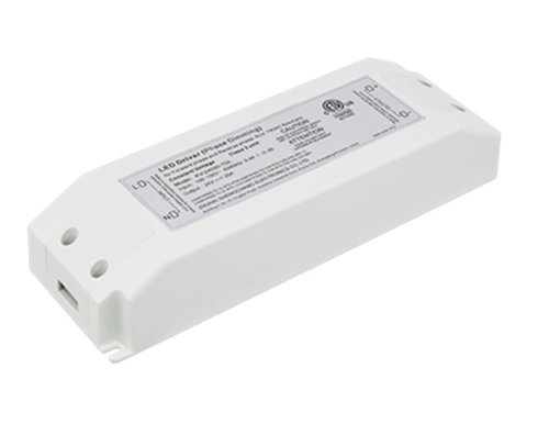 24V DC Driver 45W Dimmable 100-130 Volt AC Input cETLus