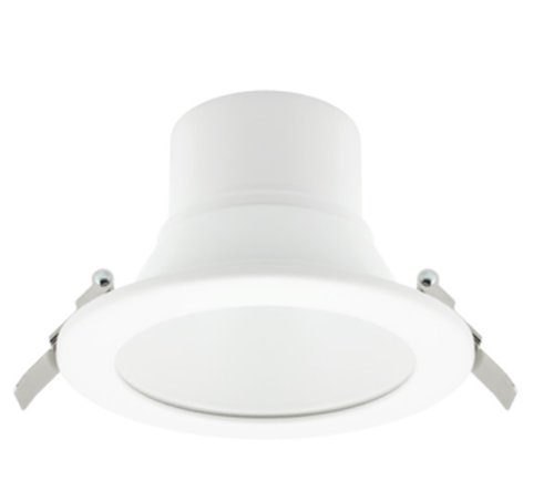 8.3W 4'' LED Remodel Recessed Downlight 120V 3000K White