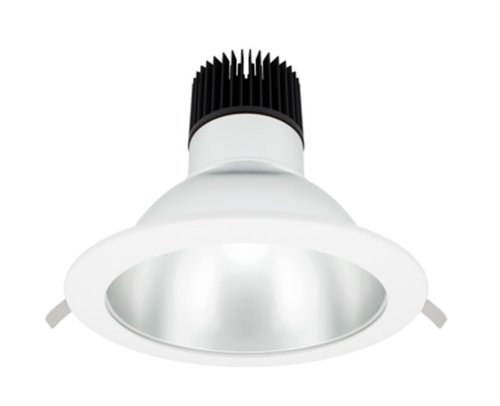 42W 8'' LED Remodel Recessed Downlight 120-277V 4000K Alzak