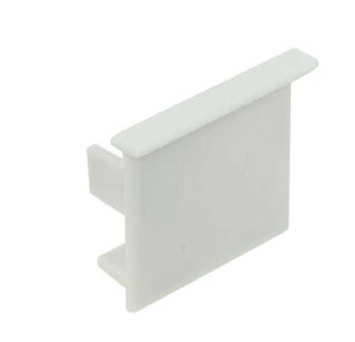 American Lighting End Cap for Drywall Slot Channel for Mini Flange Housing