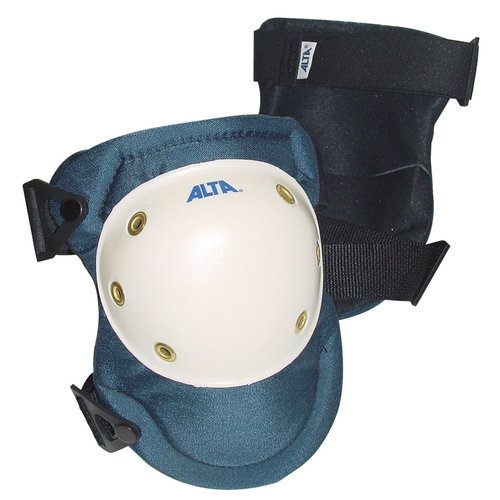 Navy Proline Knee Pads With Buckle Fastening