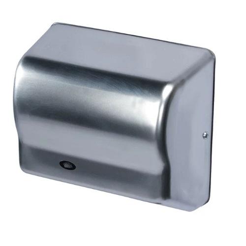 1500W Global GX Series Hand Dryer, 12 Amp, 110V-120V, Stainless Steel