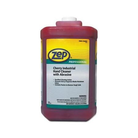 Zep Professional Cherry Industrial Hand Cleaners w/Abrasive