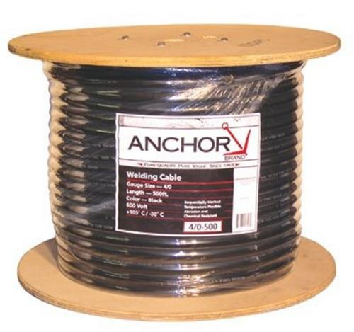 Whip Cable 1/0AWG 500' RL