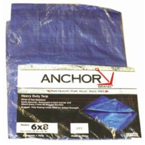40' x 30' Blue Poluethylene Tarp