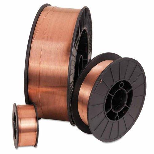 12 Pound Coil of Mild Steel .03 Inch Diameter Welding Wire