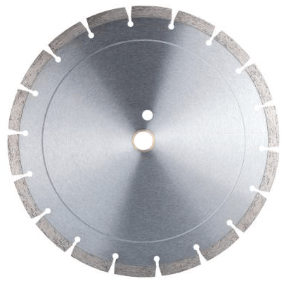 12'' x .125'' x 1/20mm Dry Cut General Purpose Cured Concrete Blade