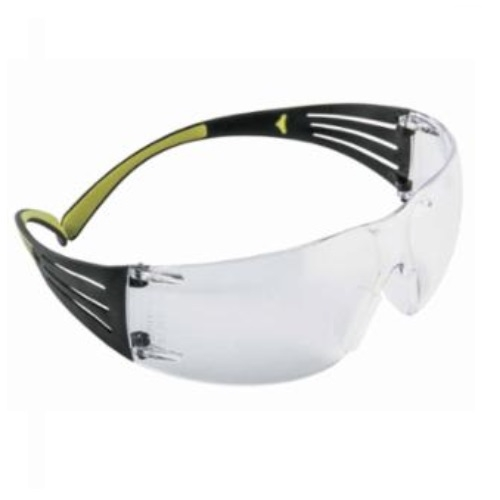 SecureFit Protective Eyewear w/ Clear Lens, Anti-Fog, 400 Series