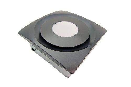 Aero Pure 120 CFM Slim Fit Bathroom Fan W/ LED Light