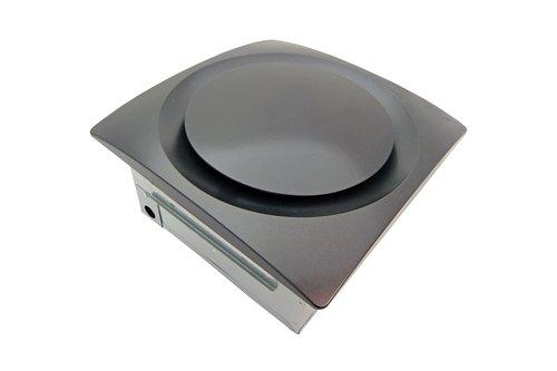 120 Cfm Slim Fit Bathroom Fan W/ Humidity Sensor, Oil Rubbed Bronze