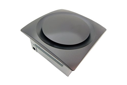 Aero Pure Low Profile 90 Cfm 0 3 Sones Slim Fit Bathroom Ceiling And Wall Ventilation Fan With