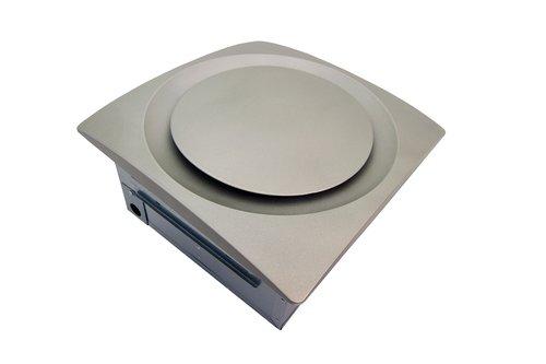 Aero Pure 80-140 CFM Nickel Motor Bath Fan With Humidity