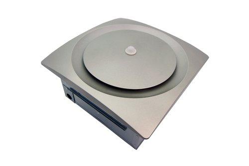 Aero Pure Low Profile 80-140 CFM Bathroom Fan W/ Humidity