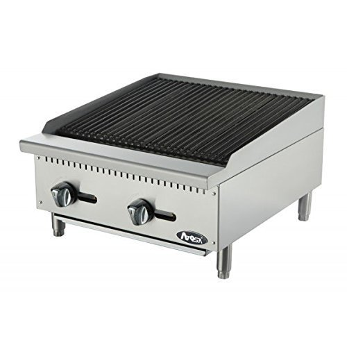 36'' Stainless Steel Heavy Duty Radiant Broiler