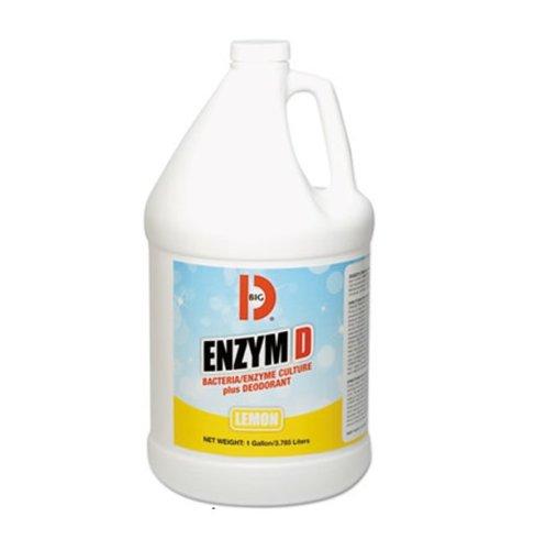 Big D Enzyme D Lemon Digester Deodorant, 1 Gal