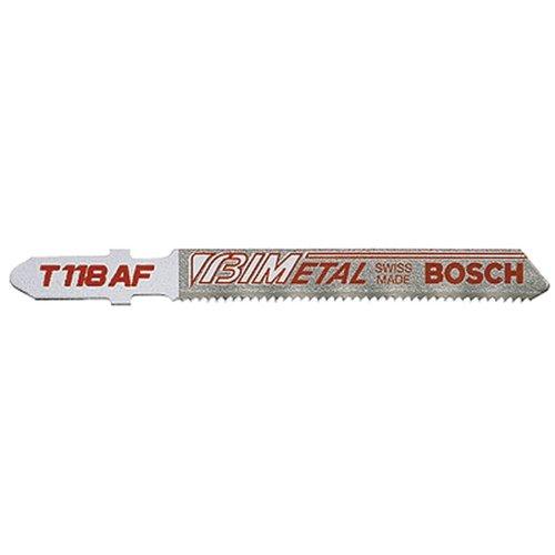 "3"" 24 Teeth Heavy Duty Bi-Metal Jigsaw Blade"
