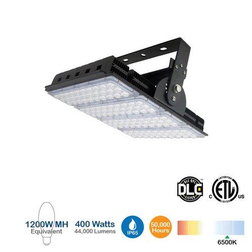 400W LED High Bay Light, 44000 Lumens, 6500K, 1200W MH Equivalent