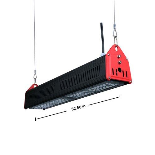 150W LED Linear High Bay Shop Light, 400W MH Equivalent, 18750 Lumen, 5700K