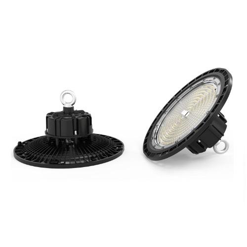 150W LED UFO High Bay Light, 22500 lm, 400W HID Retrofit, Slim Line, Dimmable, 5000K