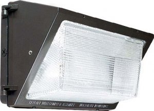 150W LED Wall Pack, 15000 Lumens, 600W MH Equivalent