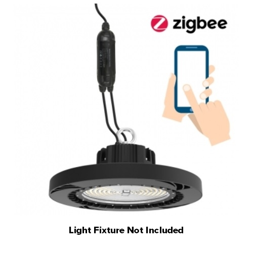 Zigbee Controller for UFO High Bay, Microwave & Daylight Sensor
