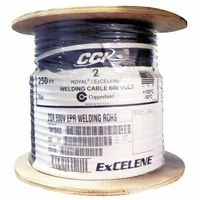 Welding Cable, 1/0-100, Boxed