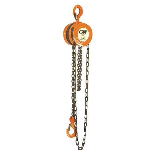 Hand Chain Hoists With Hooks